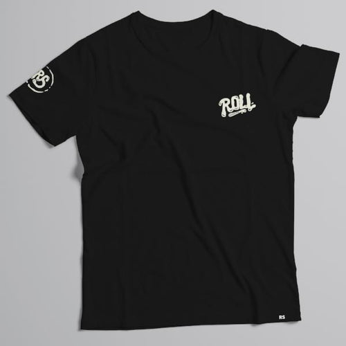 Roll Supreme Ink Tee - Black