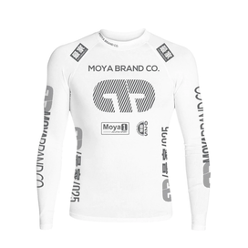 Long Sleeve Team MOYA Rashguard