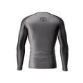 Phalanx Soldier One 2.0 Rashguard - Charcoal - back