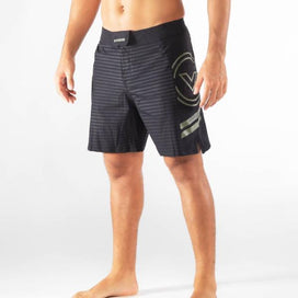 Virus Divided Shorts - Black Camo