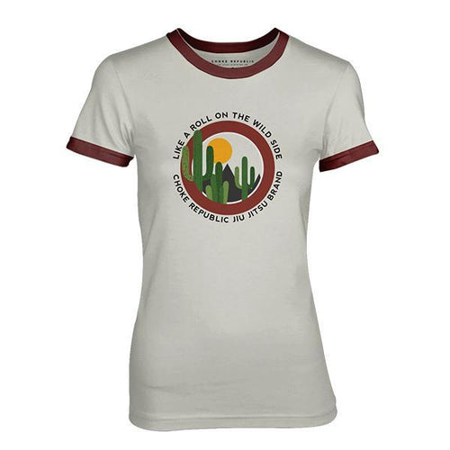 Choke Republic Wild Side Women's T-shirt