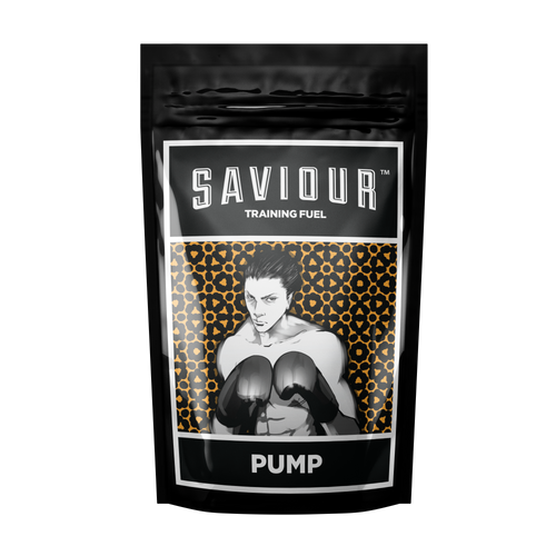 Saviour World PUMP Training Fuel