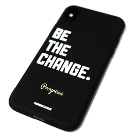 Iphone XS Case, Be the Change