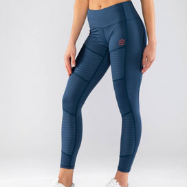 Virus Women's Compression Pant - Space Blue