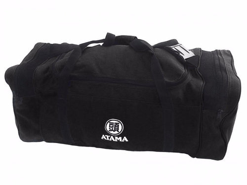 Atama Gi Material Gear Bag - Black