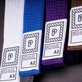 Progress JJ Belts. IBJJF Legal