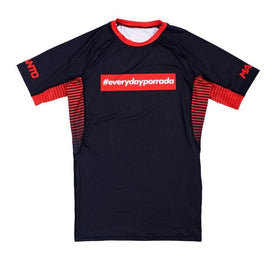 Manto EveryDayPorrada Rashguard - Black