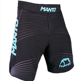 Manto Lines Fight Shorts