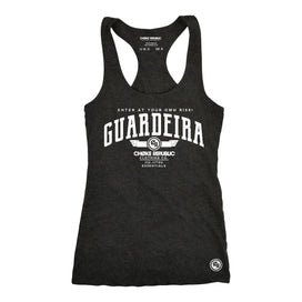 Guardeira Racerback - Vintage Black