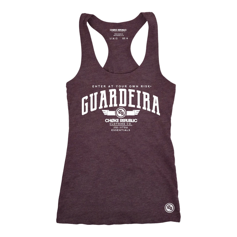 Guardeira Racerback - Vintage Purple