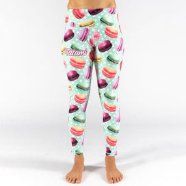Tatami Ladies Macaroon Print Leggings