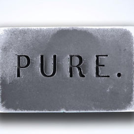 Idee Pure Charcoal. Olive, Coconut, Charcoal Bar.