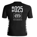 Short Sleeve Team Moya Rashguard - Black