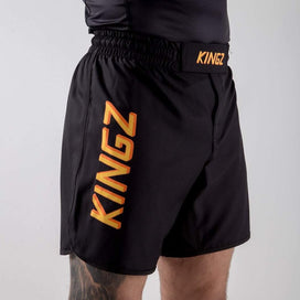KGZ Shorts - Orange Edition