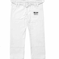 Moya Brand Standard Issue BJJ Gi 3 - White - Pants