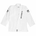 Moya Brand Standard Issue BJJ Gi 3 - White
