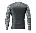Phalanx Winter Soldier Longsleeve Rashguard - back