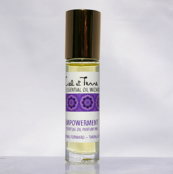 EMPOWERMENT 9ml Essential Oil Roll-On PARFUM