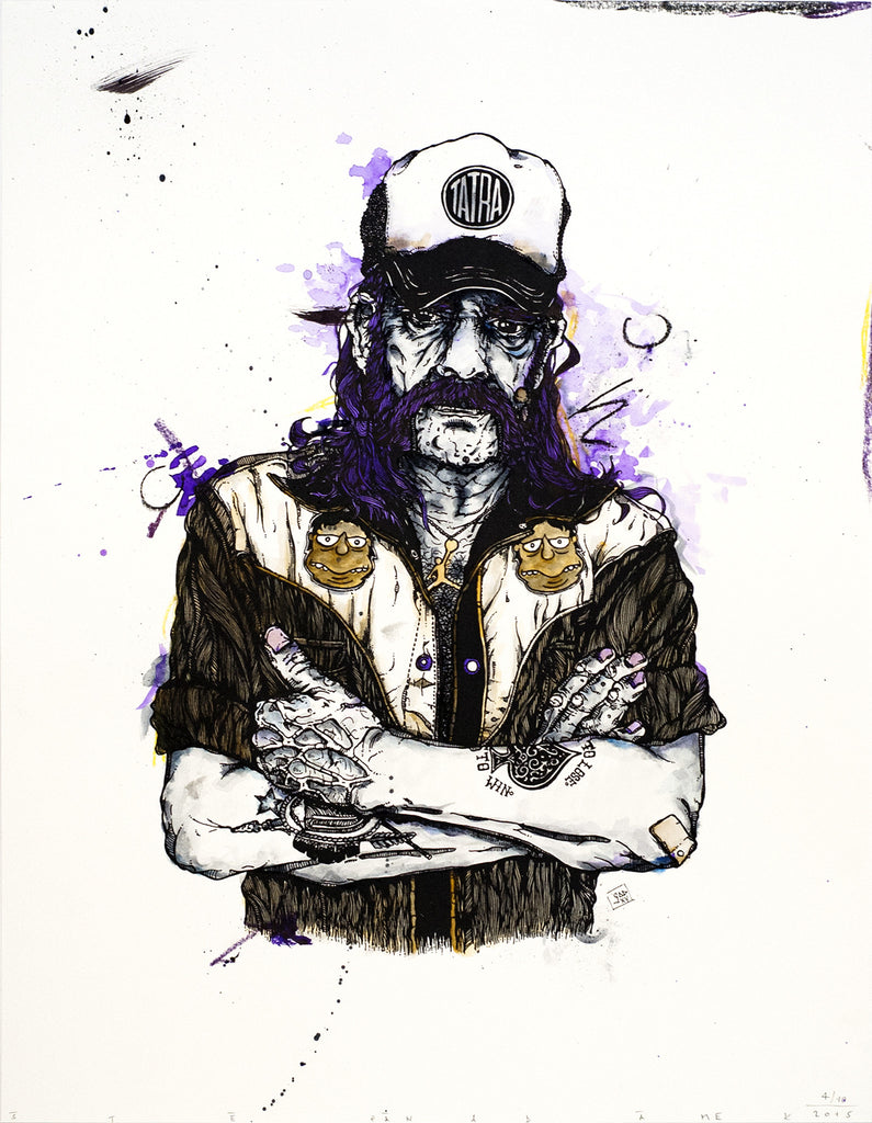 Štěpán Adámek - Lemmy the king 2