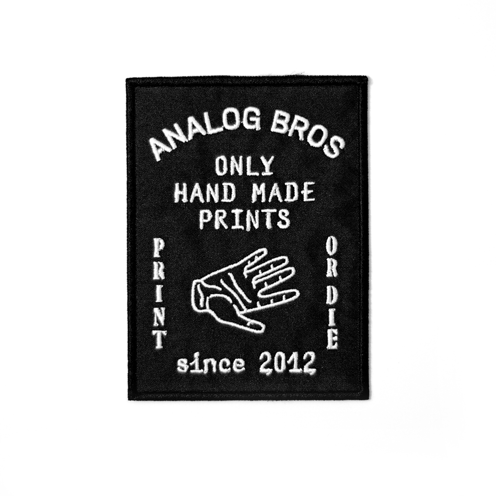 Analogbros - Hand [nášivka/patch]