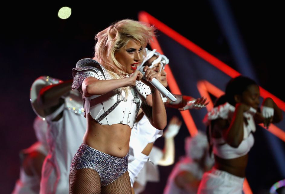 Lady Gaga's Patriotic Super Bowl Performance Focuses On Inclusiveness - And Glitter