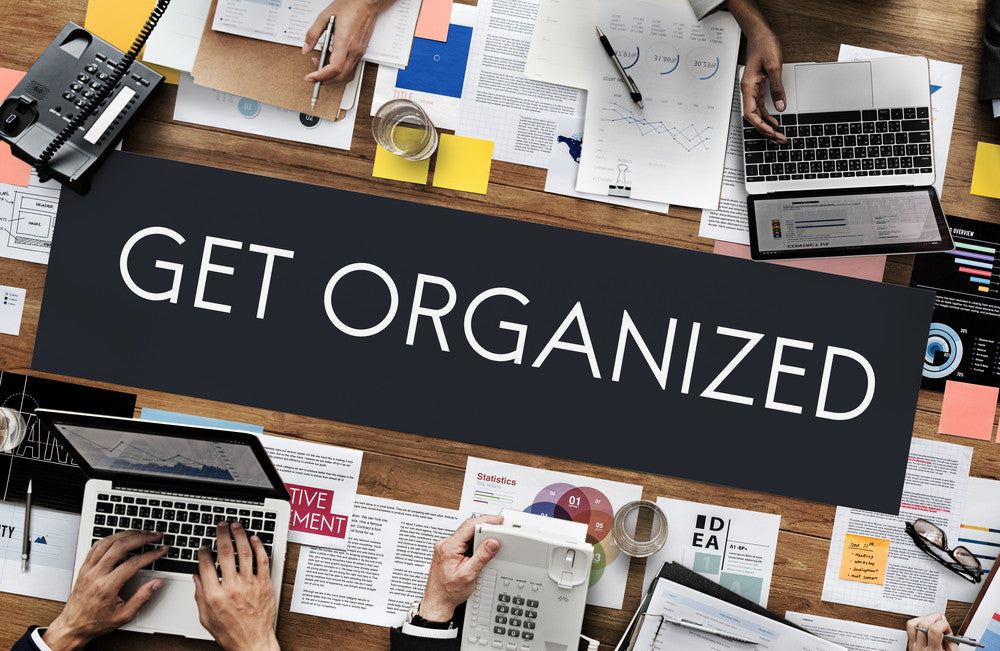 20 Tips to Organize Your Office and Maximize Your Productivity