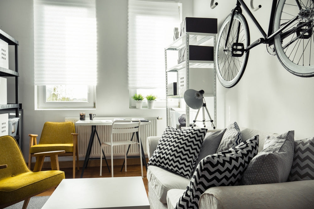 5 Big Design Ideas for Your Tiny Apartment
