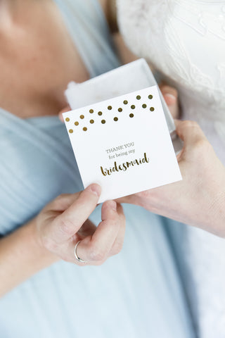 Best Bridesmaid Gift Ideas From Wedding Experts Trulie