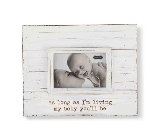 Mud Pie Frame, My Baby You'll Be