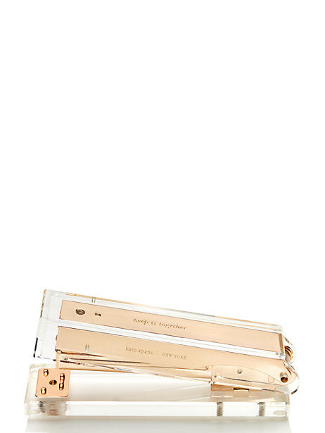 kate spade new york Strike Gold Stapler - Keep It Together