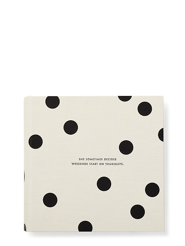 kate spade new york It All Just Clicked 4x6 Photo Album