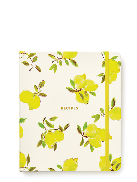 kate spade new york Recipe Book