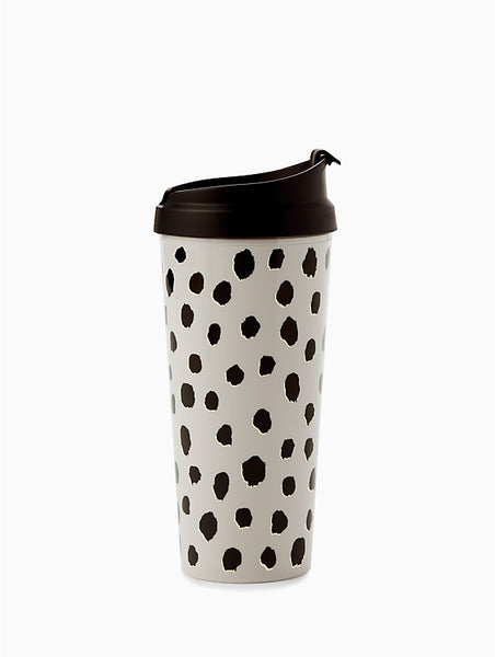 Kate Spade New York Thermal Mug - Flamingo Dot