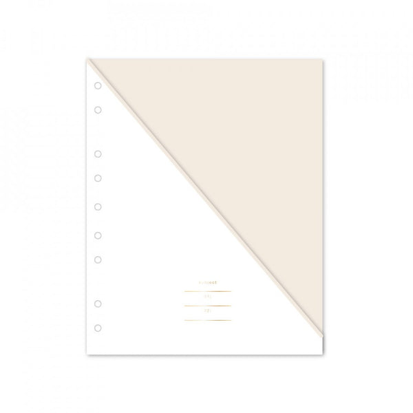 russell+hazel Mini Paper Pockets 5 Ct