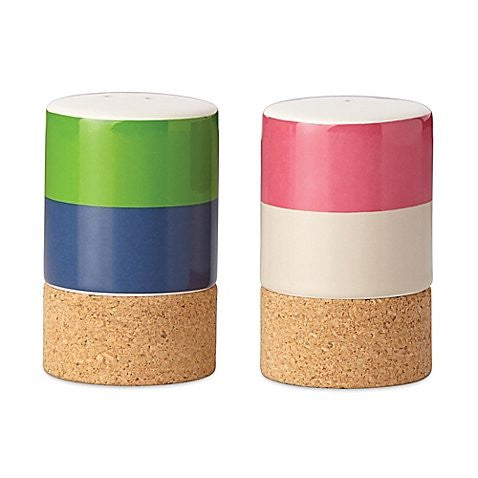Kate Spade New York All in Good Taste Rainey Street Salt and Pepper Shakers