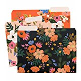 Rifle Paper Co. Lively Floral Letter Sized File Folders