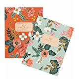 Rifle Paper Co. Birch Floral Notebooks Set of 2