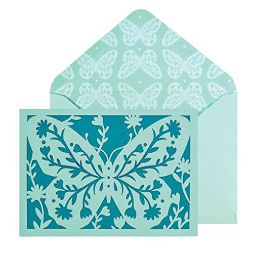 Portico Design Cutting Edge Holly Blue Butterfly
