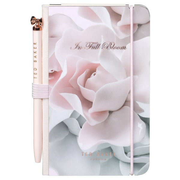 Ted Baker Mini Notebook with Pen