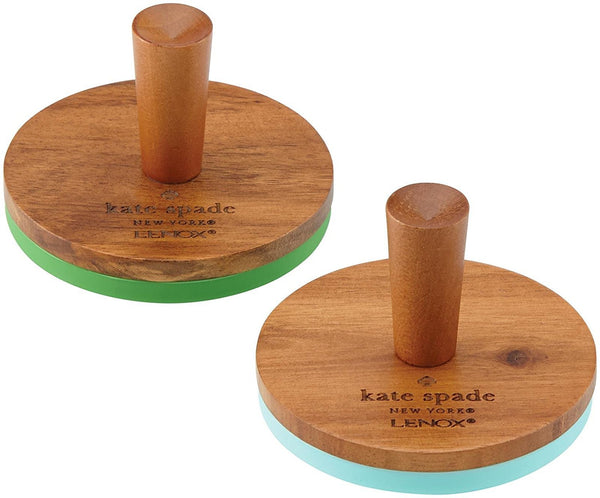 kate spade new york Wooden Cookie Press Set of 2