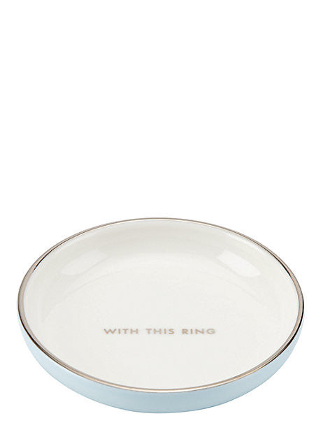 Kate Spade New York Ring Dish With This Ring