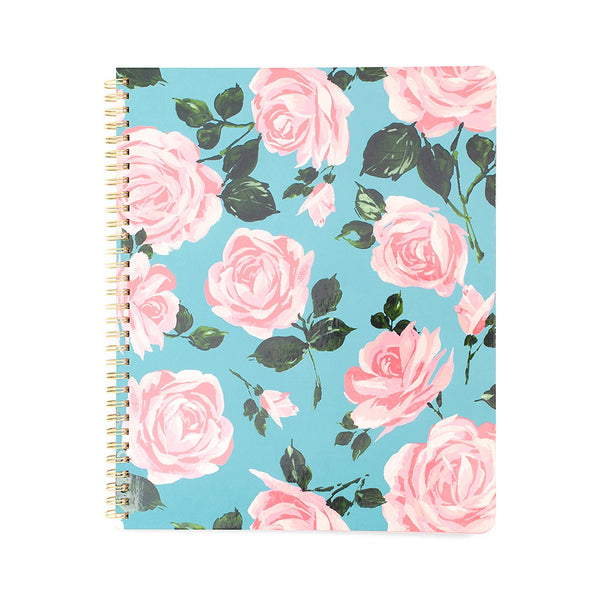 Ban.do Rough Draft Large Notebook (Rose Parade)