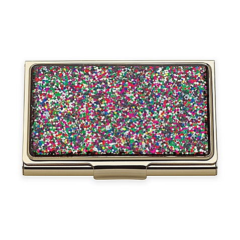 Kate Spade New York Simply Sparkly Card Holder