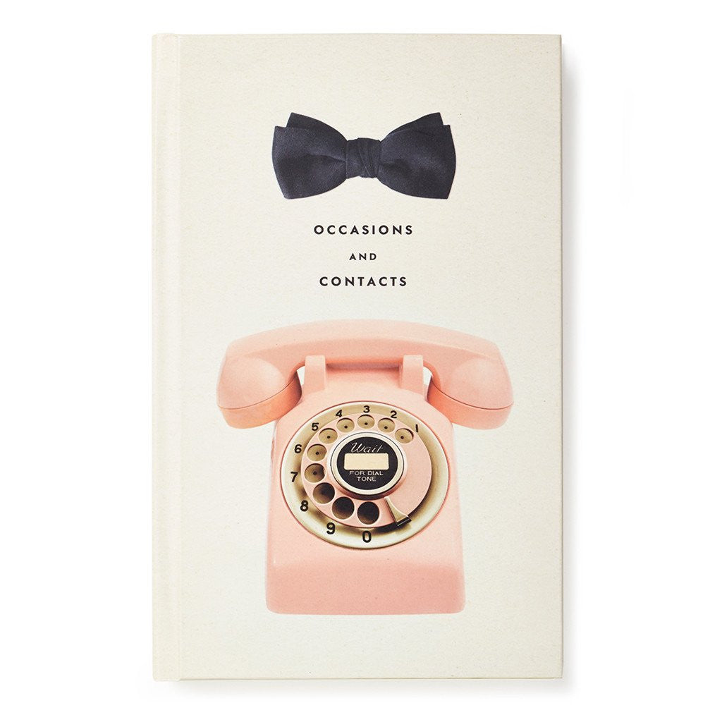 kate spade new york Address Book - Occasions and Contacts