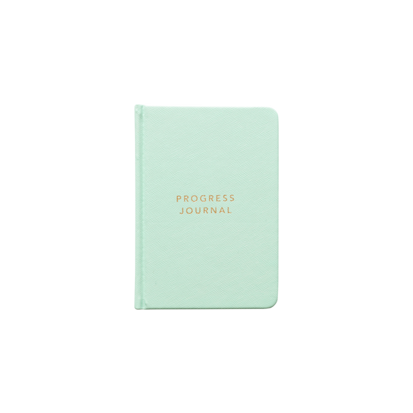 Mi Goals Progress Journal Hardcover