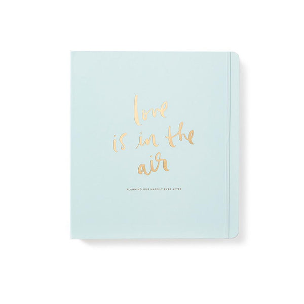 Kate Spade New York Bridal Planner - Love Is In The Air cover