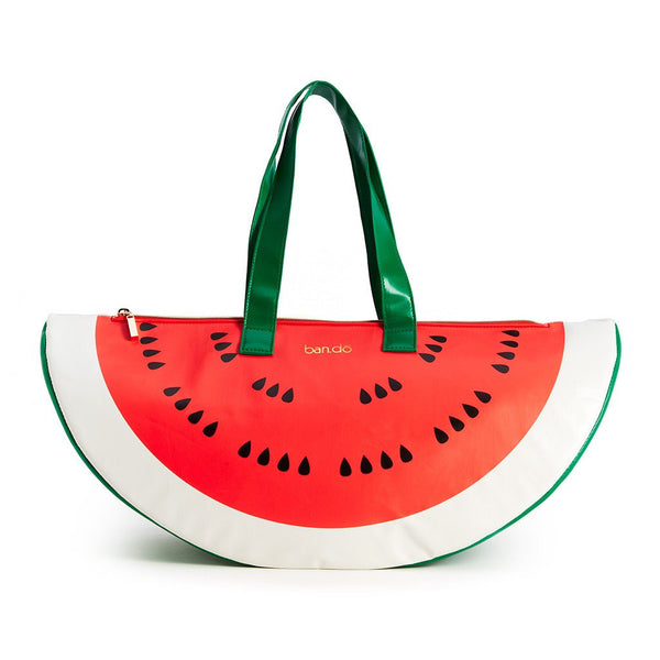 Ban.do Super Chill Cooler Bag - Watermelon