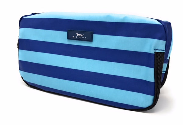 Scout Three­ Way Cosmetic Bag