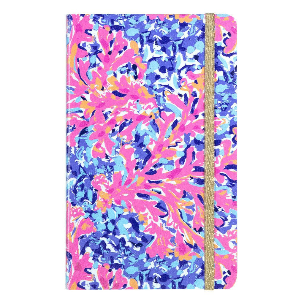 Lilly Pulitzer Journal, Coco Coral Crab