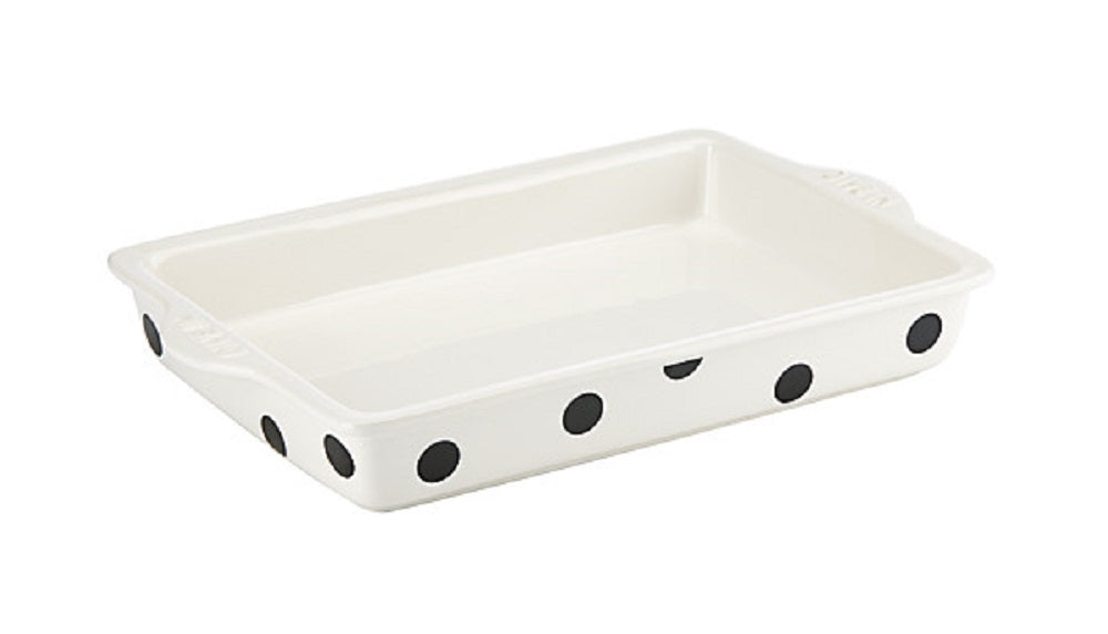 kate spade new york All in Good Taste dive in baking dish, Deco Dot